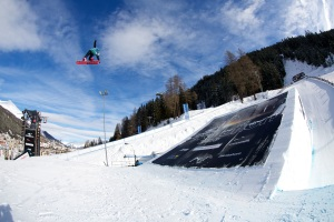 O'Neill Evolution 2013 Davos Qualification Big Air