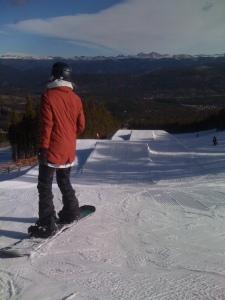 Courtney Phillipson, Breck Jumps