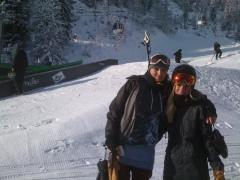 Me and Charli:)