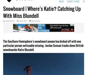 Boardgirl Interview