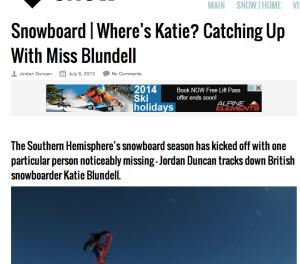 Boardgirl Interview
