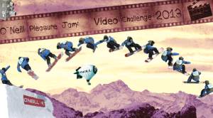 O'Neill Pleasure Jam Video Contest 2013