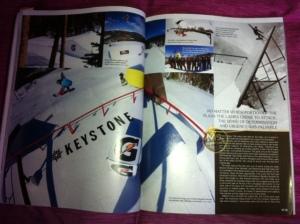 Snowboarder Mag dec.2013