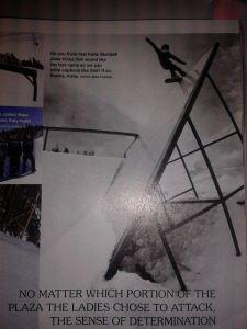 Snowboarder Mag Dec 2013