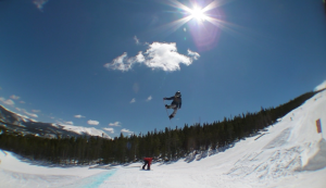 Back 3 tail, Breck