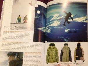 Surf Girl Magazine December 2014